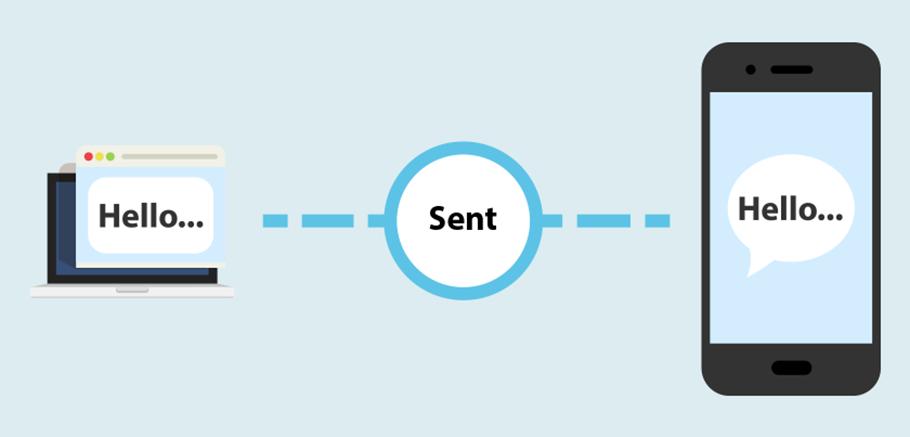 ارسال سریع پیامک بدون نیازبه تایید