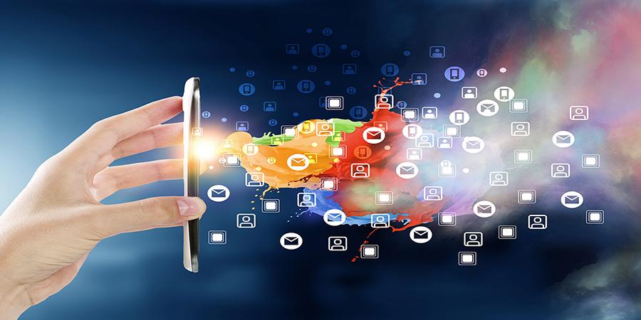کاربردهای ارسال پیام کوتاه-سامانه ارسال پیام کوتاه اس ام اس